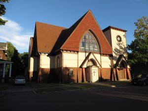 Methodist Church Late