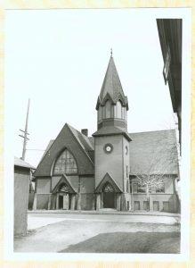 Methodist Church Mid