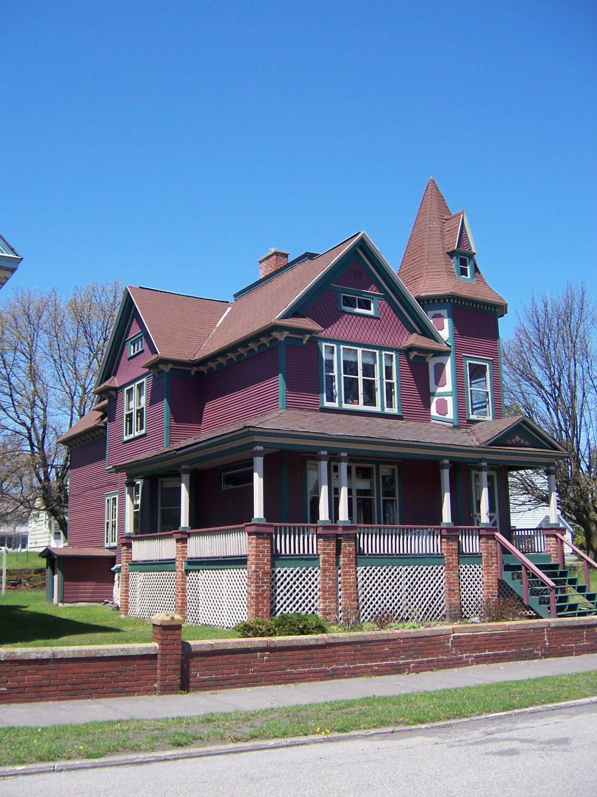 Galbraith House