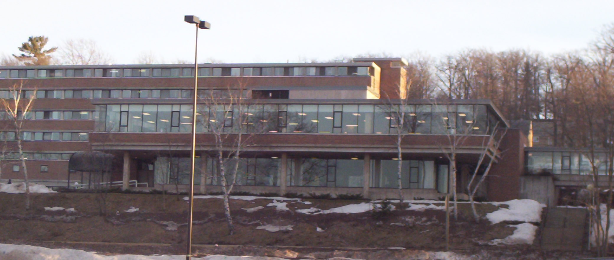 Michigan Technological University Mcnair Residence Hall