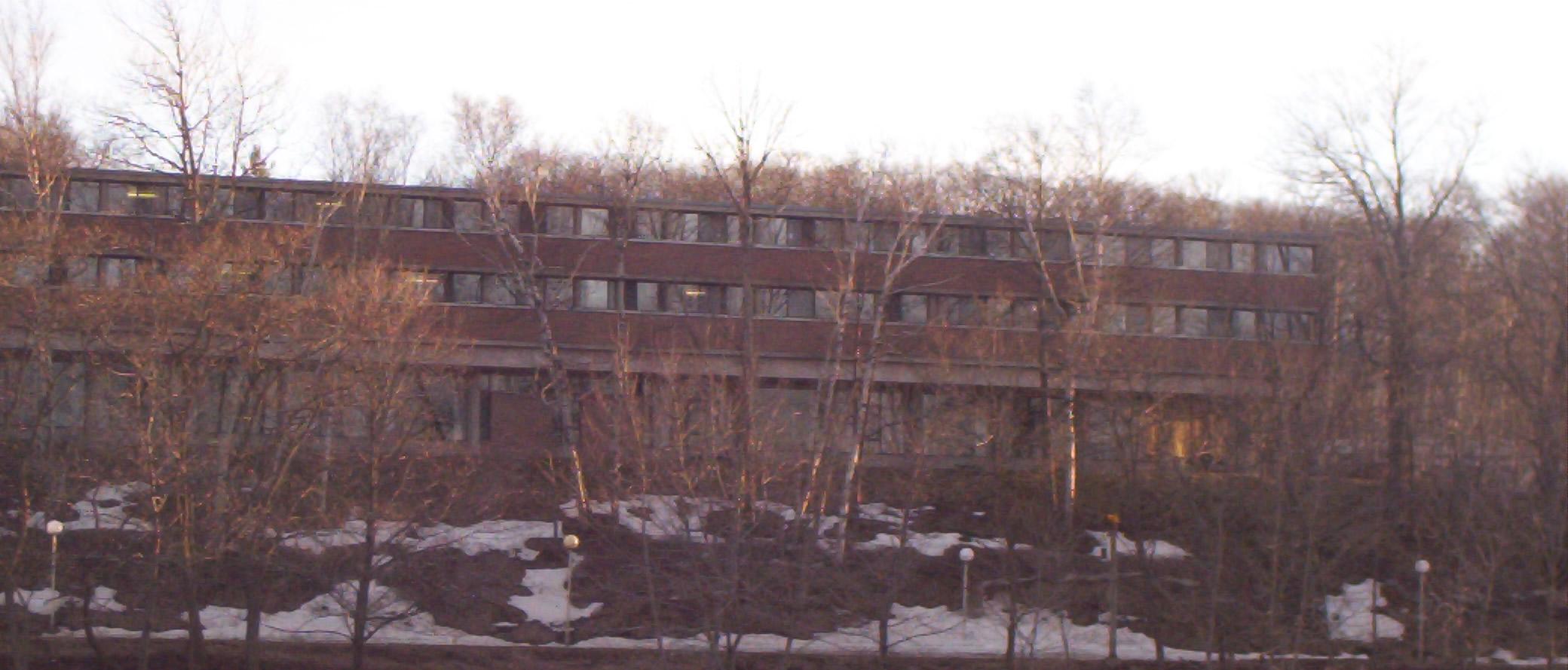 Michigan Technological University Mcnair Residence Hall
