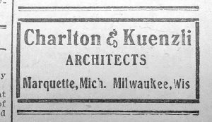 Charlton & Kuenzli Architects advertisement