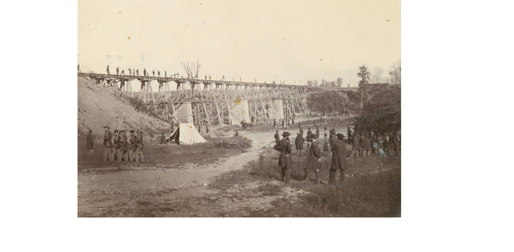 Construction of the Elk Creek Bridge.  https://www.grpmcollections.org/index.php/Detail/Object/Show/object_id/161344