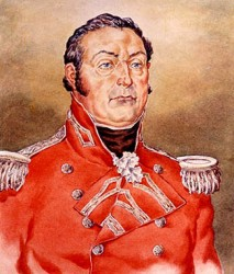 Brigadier General Henry Proctor from the Windsor Library