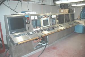 Main Engeneering Control Center