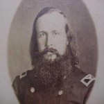 Col. W. P. Innes -Commanding Office, 1st Michigan Engineers.