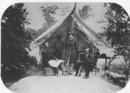 Camp Scene of 7th Wisconsin (from proquest)