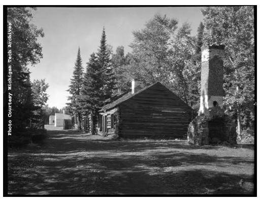 Fort Wilkins 1927