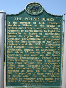 The brief description of the Polar Bears' significance