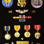 Awards that Charles Emery received while in the Army Air Force (1)