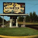 K.I. Sawyer Air Force Base Marquette