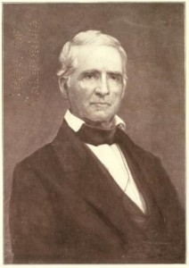 Portrait of Henry Dodge (From: National Archives)