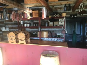 Remodeled Sutler's Store, Fort Wilkins (Photo by Author)