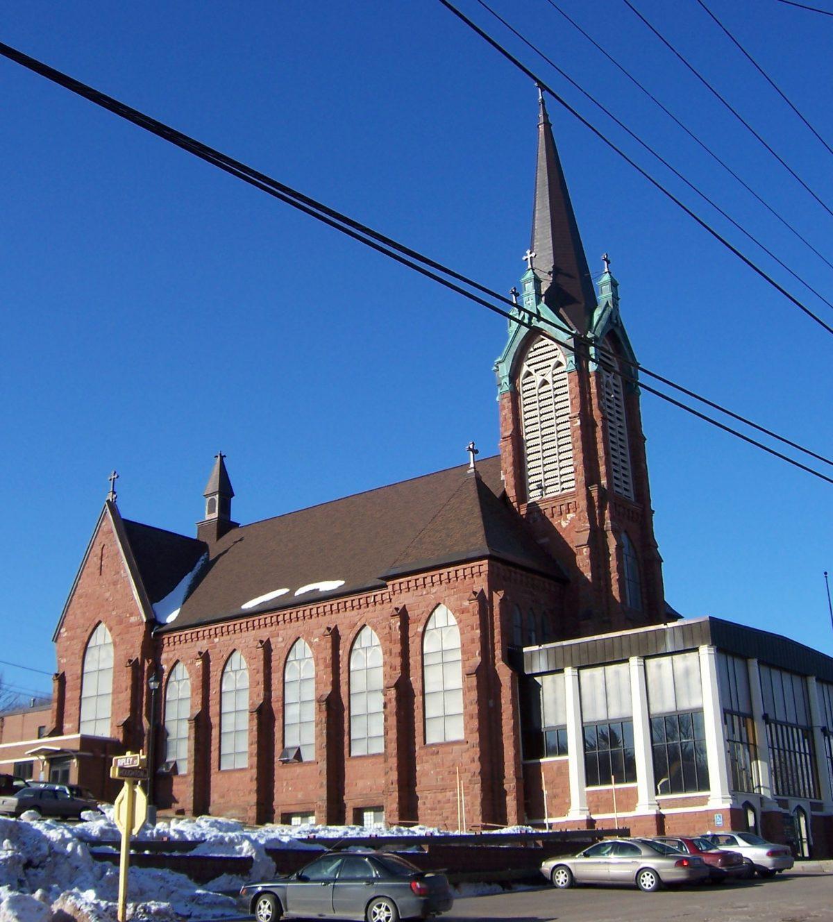 St. Ignatius Loyola Church