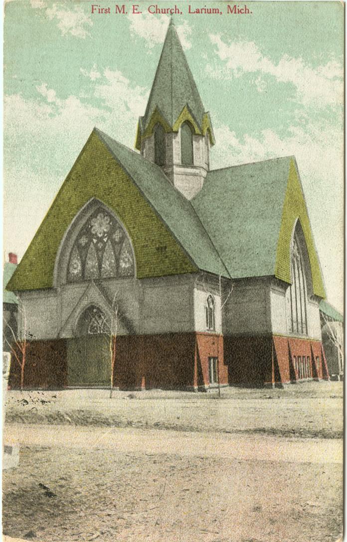 Methodist Church Early