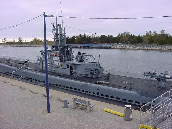 Submarine Military History Of The Upper Great Lakes