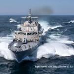 Littoral Combat Ships of Marinette Marine